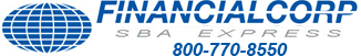 FinancialCorp SBA Express Logo