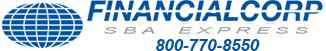 FinancialCorp SBA Express Logo